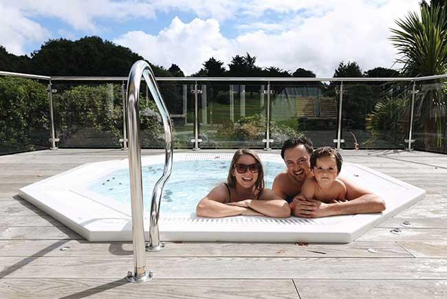 Family Friendly Holdidays Cornwall   Budock Vean Hotel   Helford River