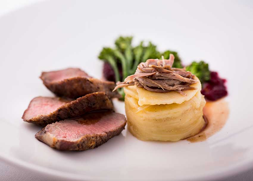 Fine Dining Hotel Cornwall   Budock Vean