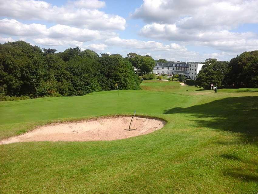 Golf Hotel in Cornwall | Budock Vean
