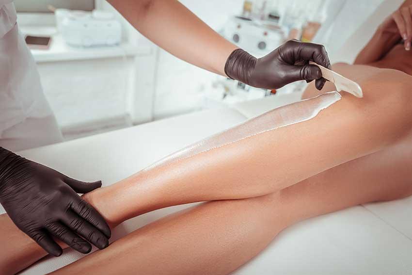 Spa Waxing Treatments | Budock Vean Hotel Cornwall